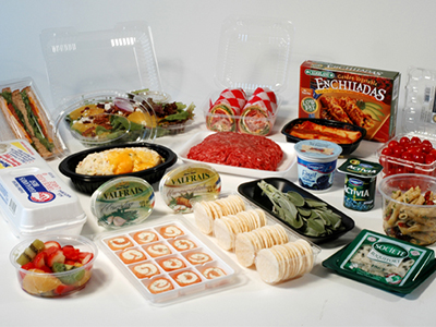 Plastic Container Forming Machine Food Packaging Project